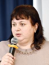 Виктория Листовничая