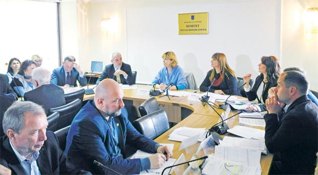 Закупівлі ліків тафінансування НАМН обговорено впрофільному комітеті