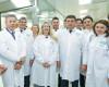 Прем'єр-міністр України Володимир Гройсман відвідав інноваційний центр компанії Teva Pharmaceutical IndustriesLtd. вЄрусалимі