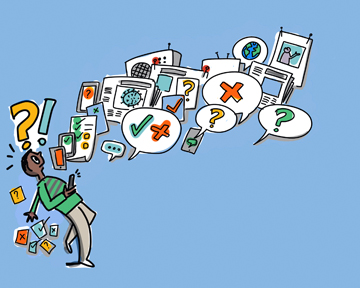 Розповсюдження точної медичної інформації: переваги охоплення соціальних мереж
