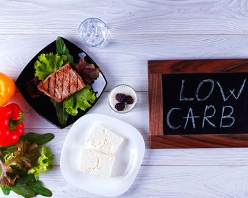 Низкоуглеводная диета способствует ремиссии сахарного диабета 2-го типа