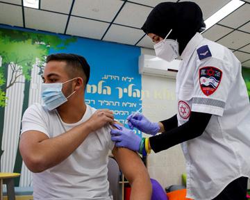 Насколько эффективна стратегия вакцинации в Израиле?